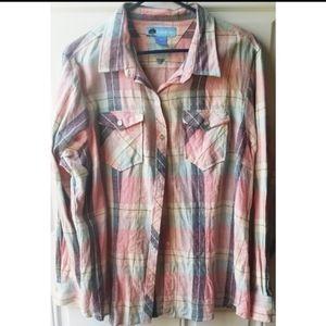 Cottonwood Canyon plaid shirt